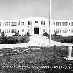 Ethel Dwyer Middle School Courtesy of Orange County Archives