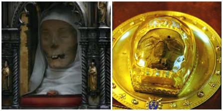 St. Catherine, John the Baptit