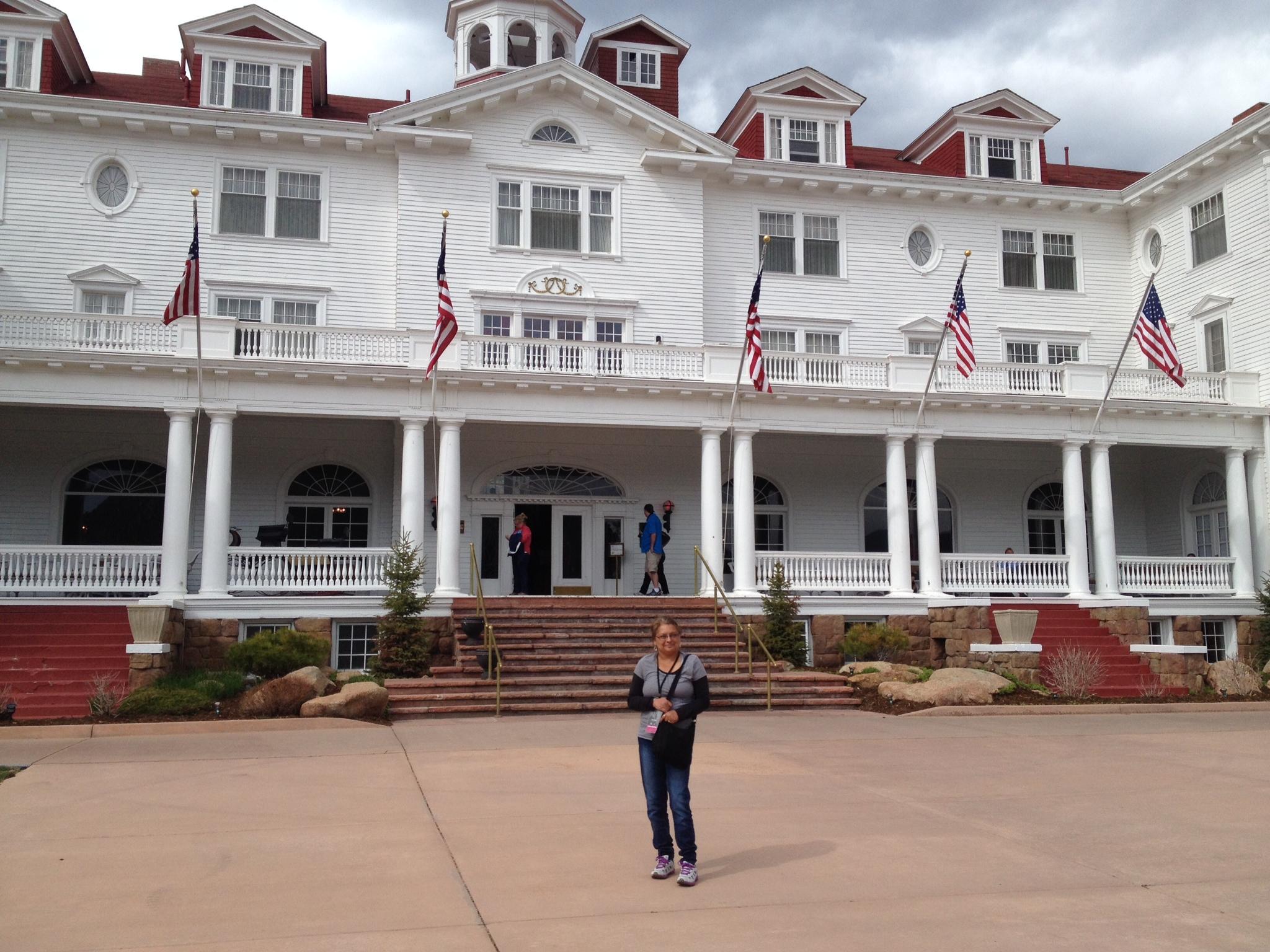 Stanley Hotel   Joy Yehle