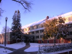 Wiebking Hall, University of Northern Colorado