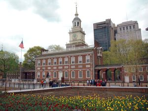 Independence Hall, Philadelphia. Photo by: Rdsmith4, Wikimedia Commons