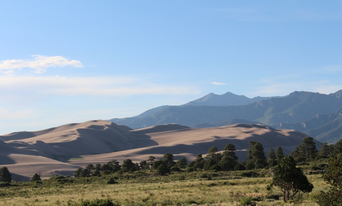 Great Sand Dunes National Park and Reserve, Colorado