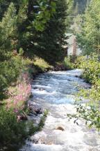 Clear Creek Runs Right Through Town