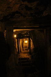 Deep in the Mine